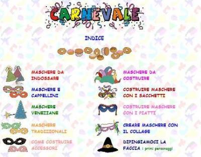 Nos preparamos para el Carnaval!!!!!!